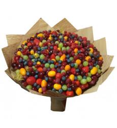 Сладкий букет из сезонных ягод «Ягодный рай»