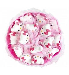 «Букет из 15 игрушек Хэллоу Китти»
