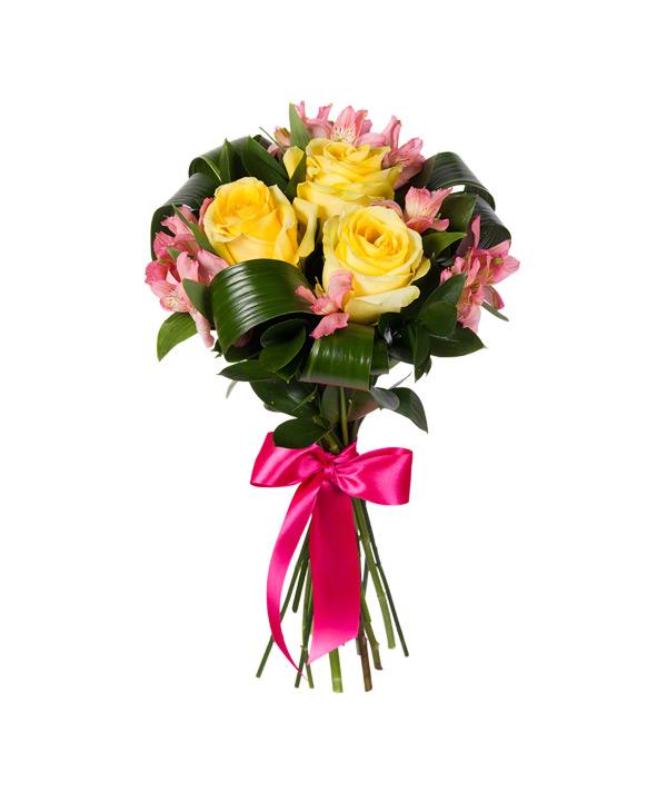 Букет из 11 роз «Шарлотта»