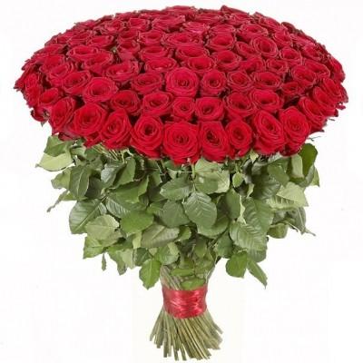 Букет из 201 красной розы «Love Story»