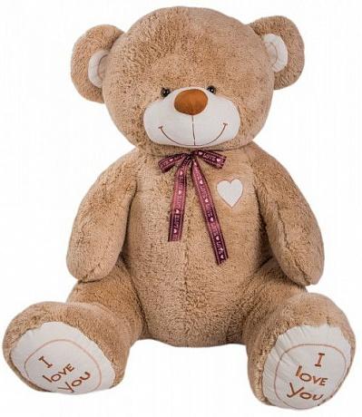 «Медвежонок Тим Латте 80 см в ассортименте»