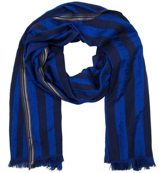Подарок  шарф Paul Smith «Тёплая зима»