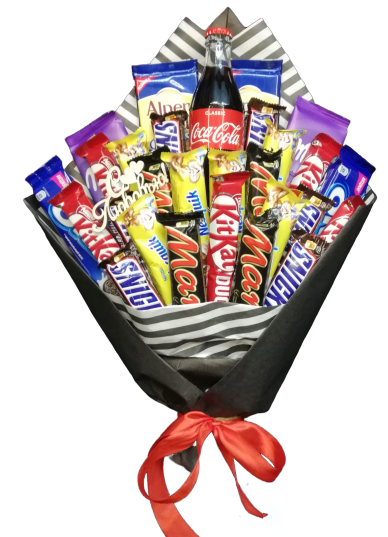 «Сладкий букет Шоколадный бум»