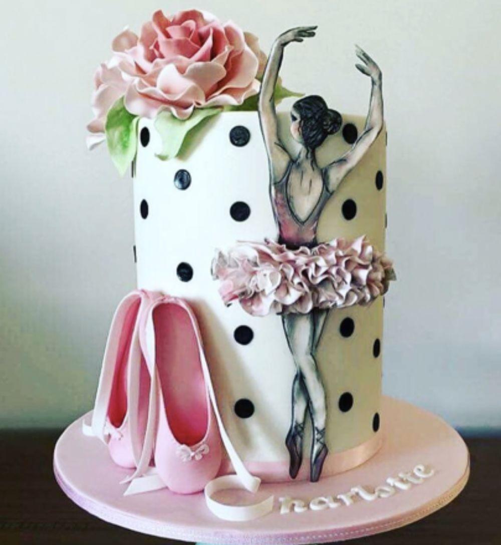 «Торт Балерина»