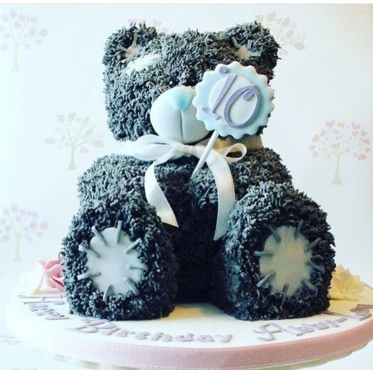 «Торт Мишка Тедди»