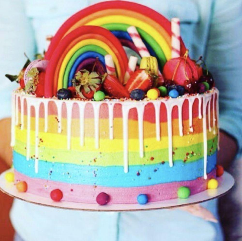 «Торт Радуга»